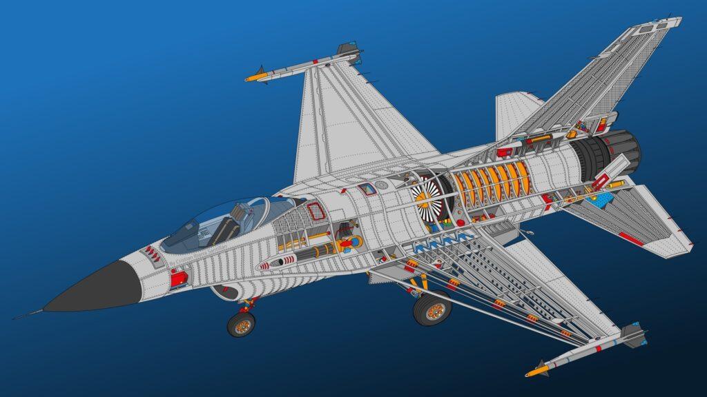 航空宇宙産業におけるCADの使用